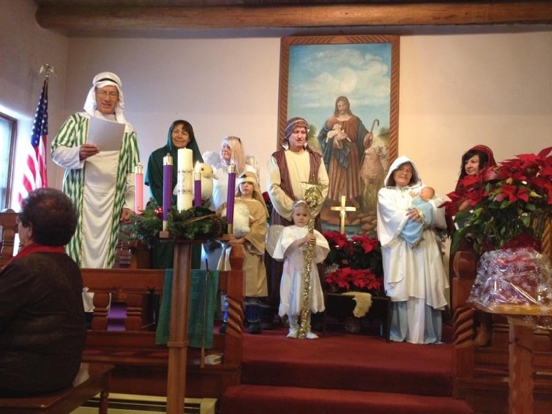 Worship Ranchos Presterian Church
