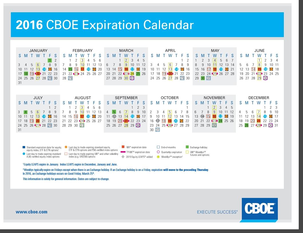 2016 Calendar Precisiontrade3653abry
