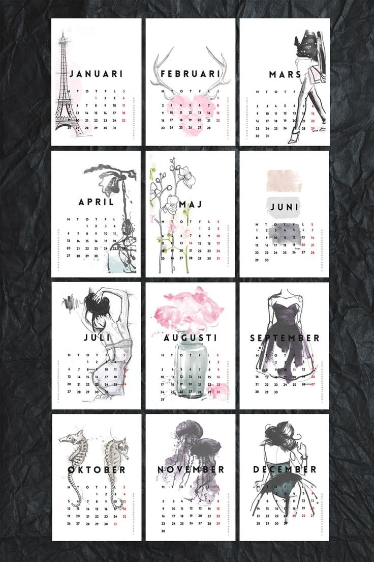 23 Best Calendar Ideas Images On Pinterest Calendar Ideas 20163abry