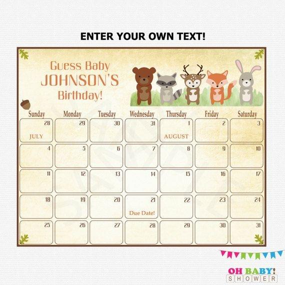 Best 25 Predict Due Date Ideas On Pinterest Simple Ba Shower