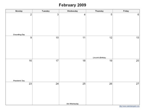 Blank Printable Calendar 60 Sqaures Blank Calendar Design 2018