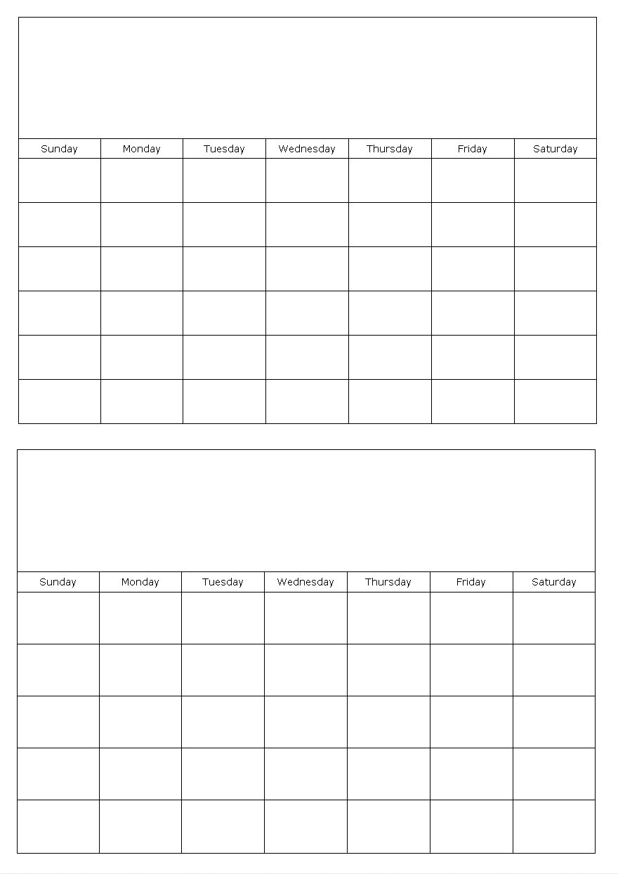 Calendar Templates Printables Papers Planners Organizers  Xjb