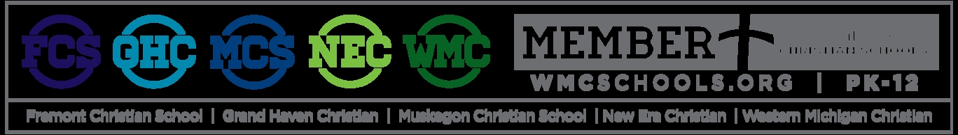 Calendar Western Michigan Christian Middle And High School
