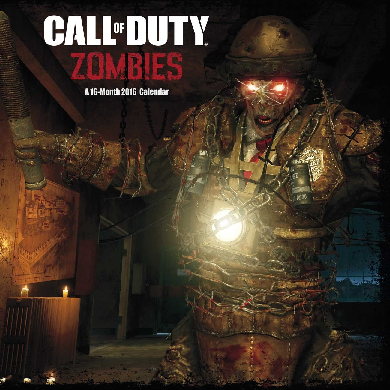 Call Of Duty Zombies Calendars 2018 On Europosters 89uj