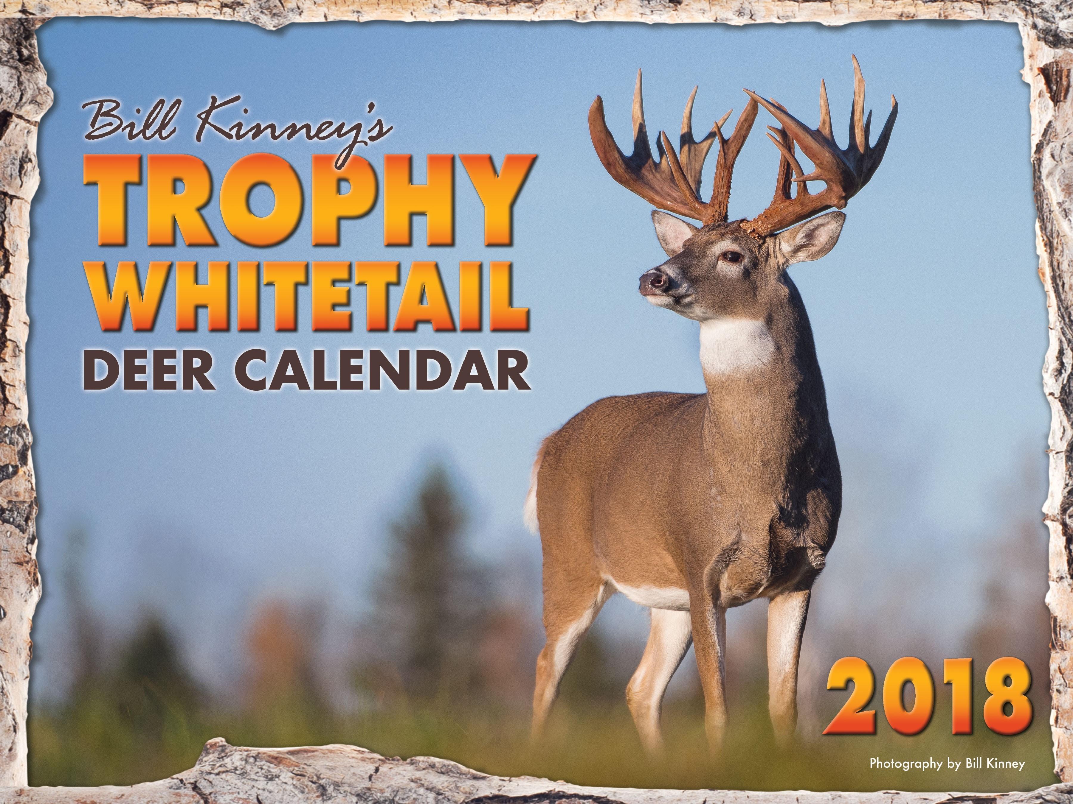Deer Calendar Billkinney3abry