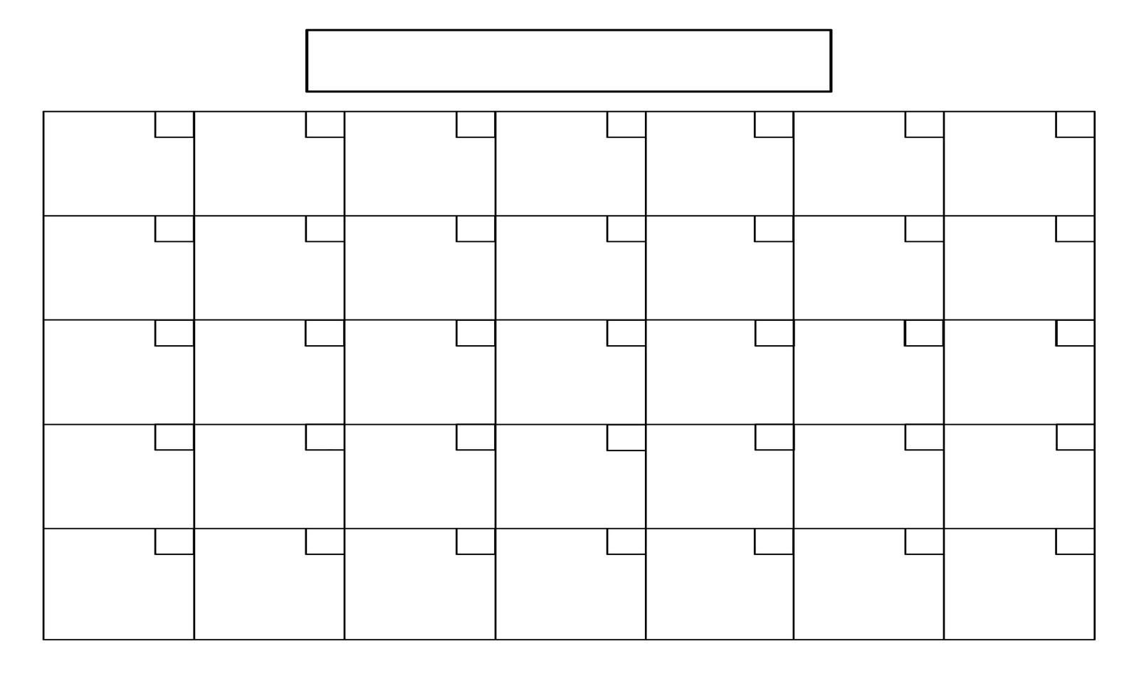 Fill In Printable Calendar Fieldstationco3abry