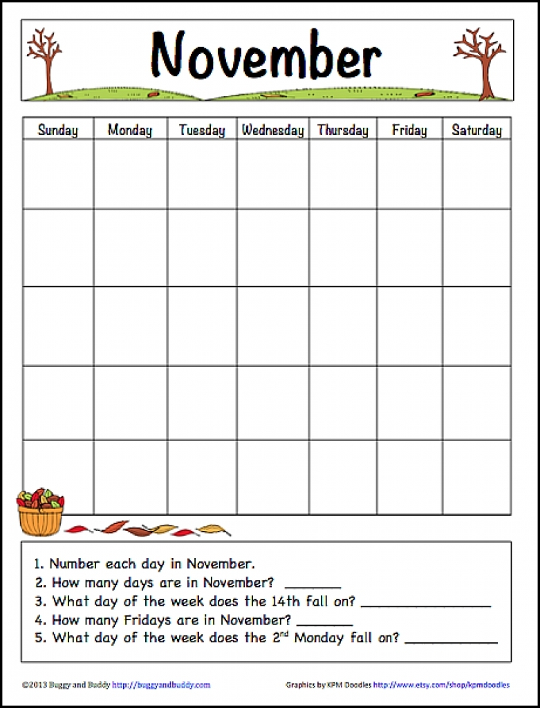 Free Printable Monthly Calendars For Kids Printable Online Calendar3abry