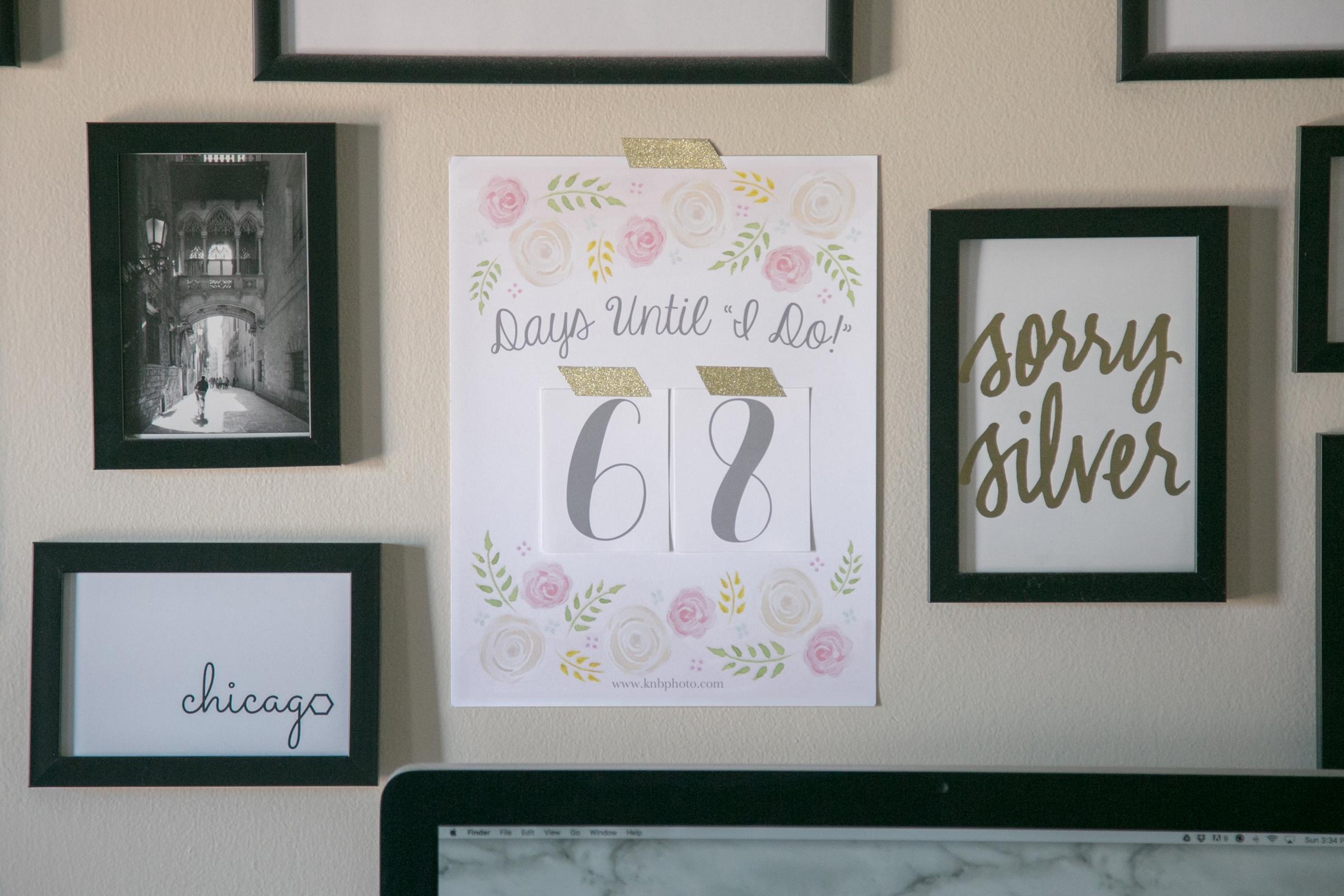 Kb Photography Our Blog Freebies A Printable Wedding  Xjb