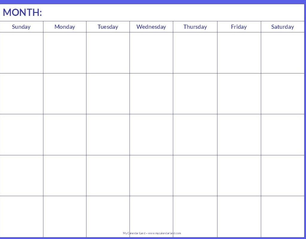 Plain Calendar Template Sonroundrobinco 89uj