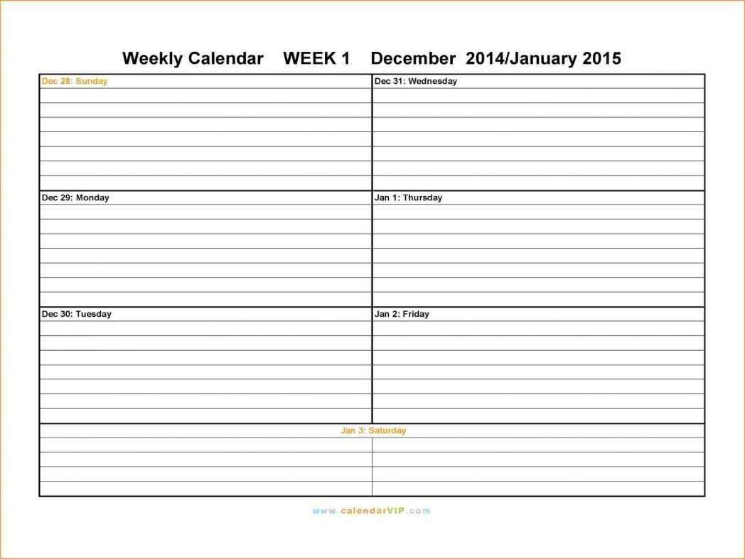 Printable Weekly Calendar Template Jun 2016 W1 Png 2 Myenvoc3abry