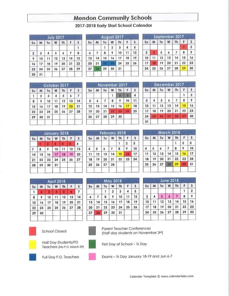 State Of Michigan Employee Calendar 2018 Calendar 2018 Calendar 2018 89uj