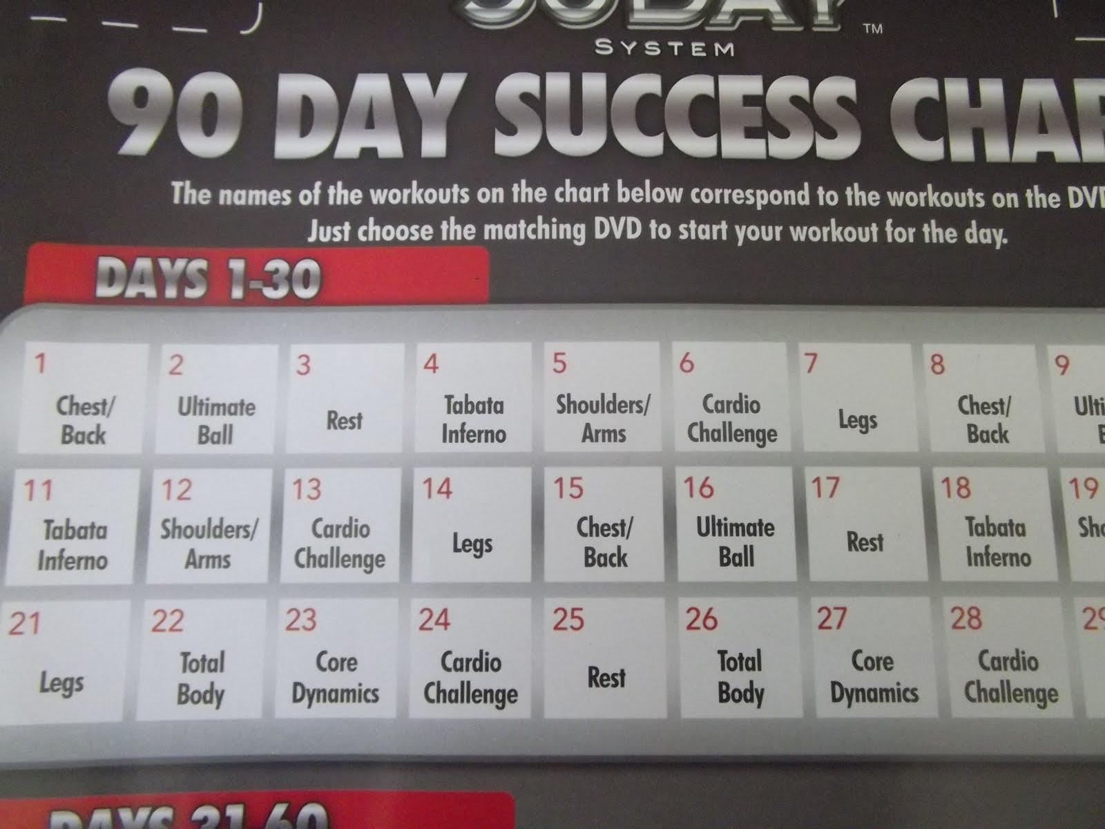 Supreme 90 Day Schedule Free Calendar Template3abry