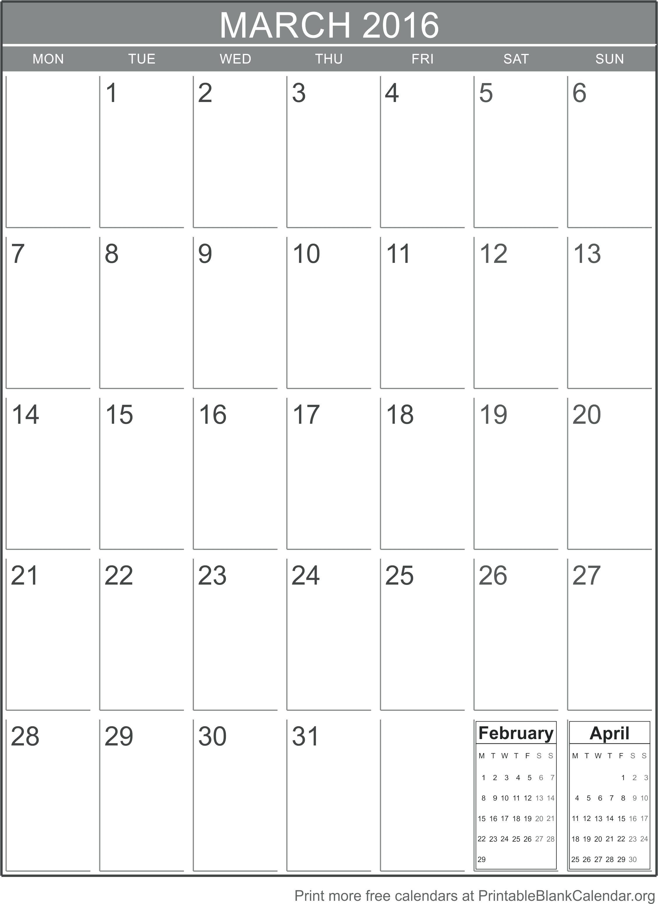 Template Vertical Calendar Template  Xjb