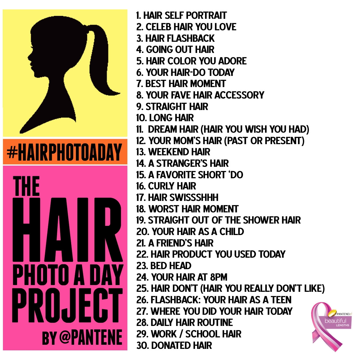The Hair Photo A Day Project The Limerick Lane