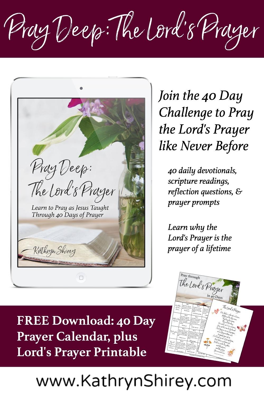 The Lords Prayer Kathryn Shirey  Xjb