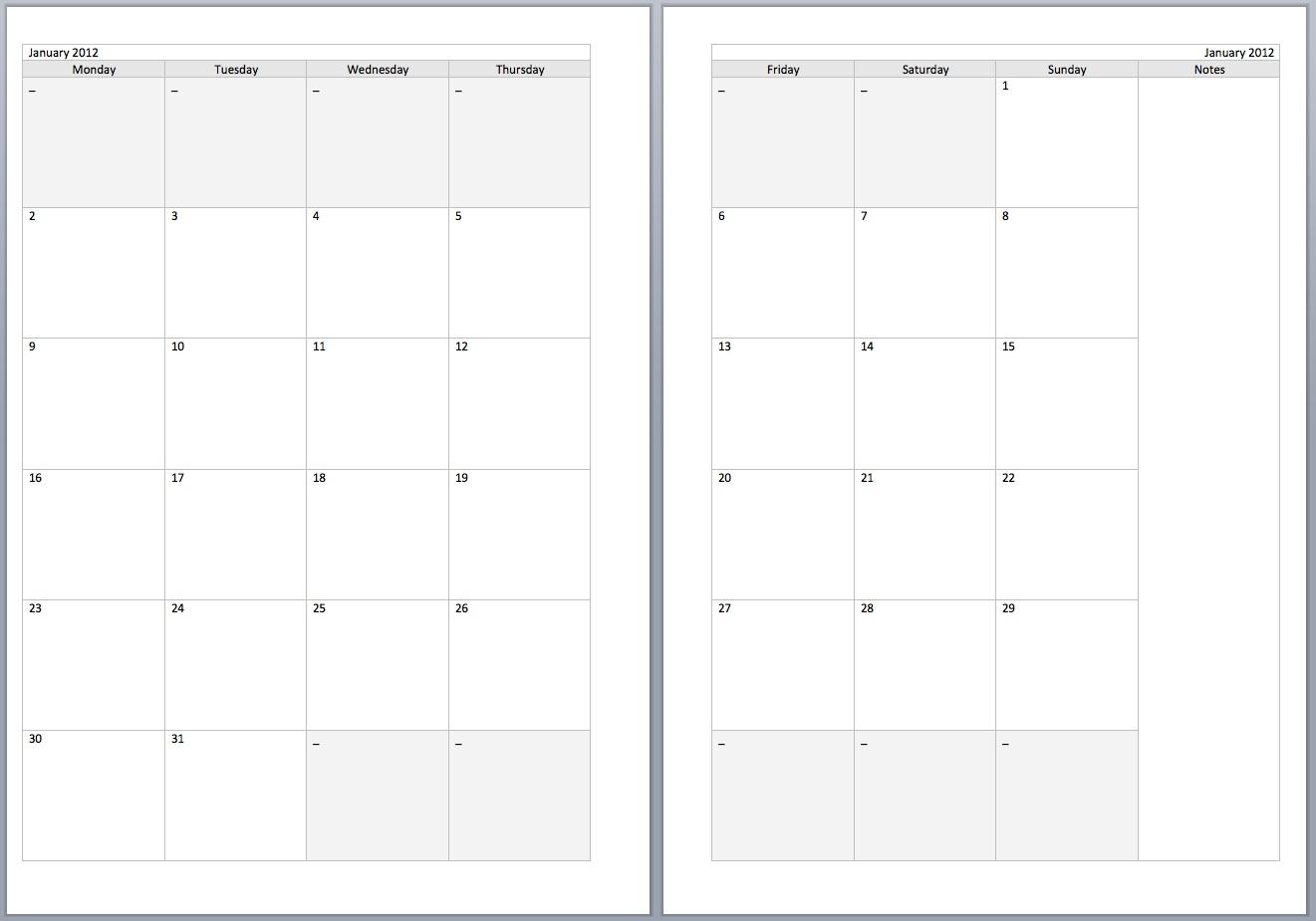 Two Month Calendar 2015 Asafonggecco3abry