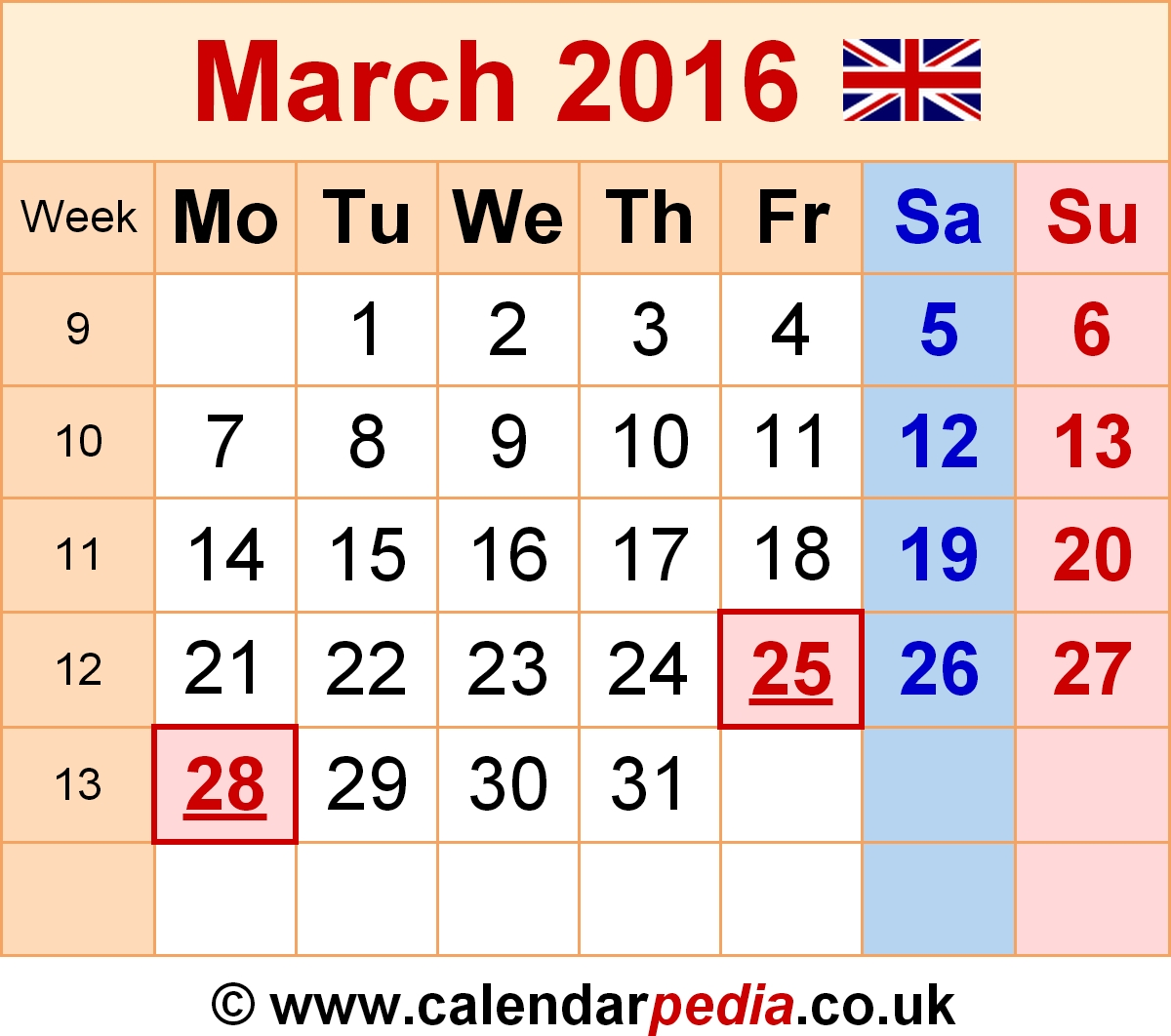 Wincalendar Monthly That Starts On A Monday Calendar Template 2017  Xjb
