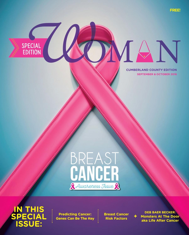 Woman Newspapers Cumberland County Septemberoctober 2016