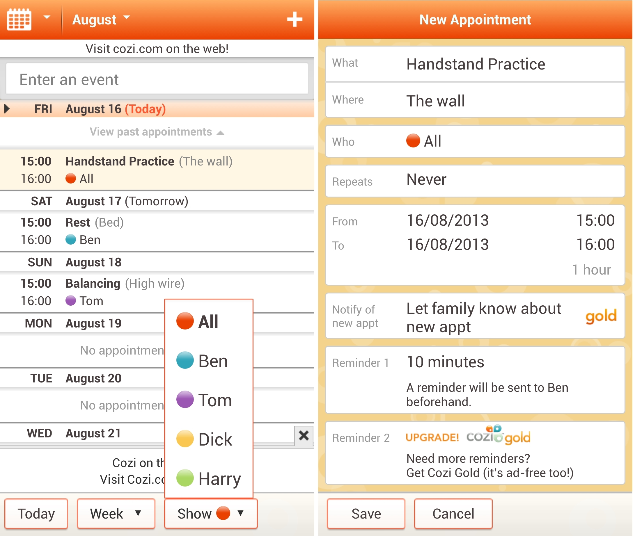 12 Of The Best Calendar Apps Available For Your Android Smartphone3abry