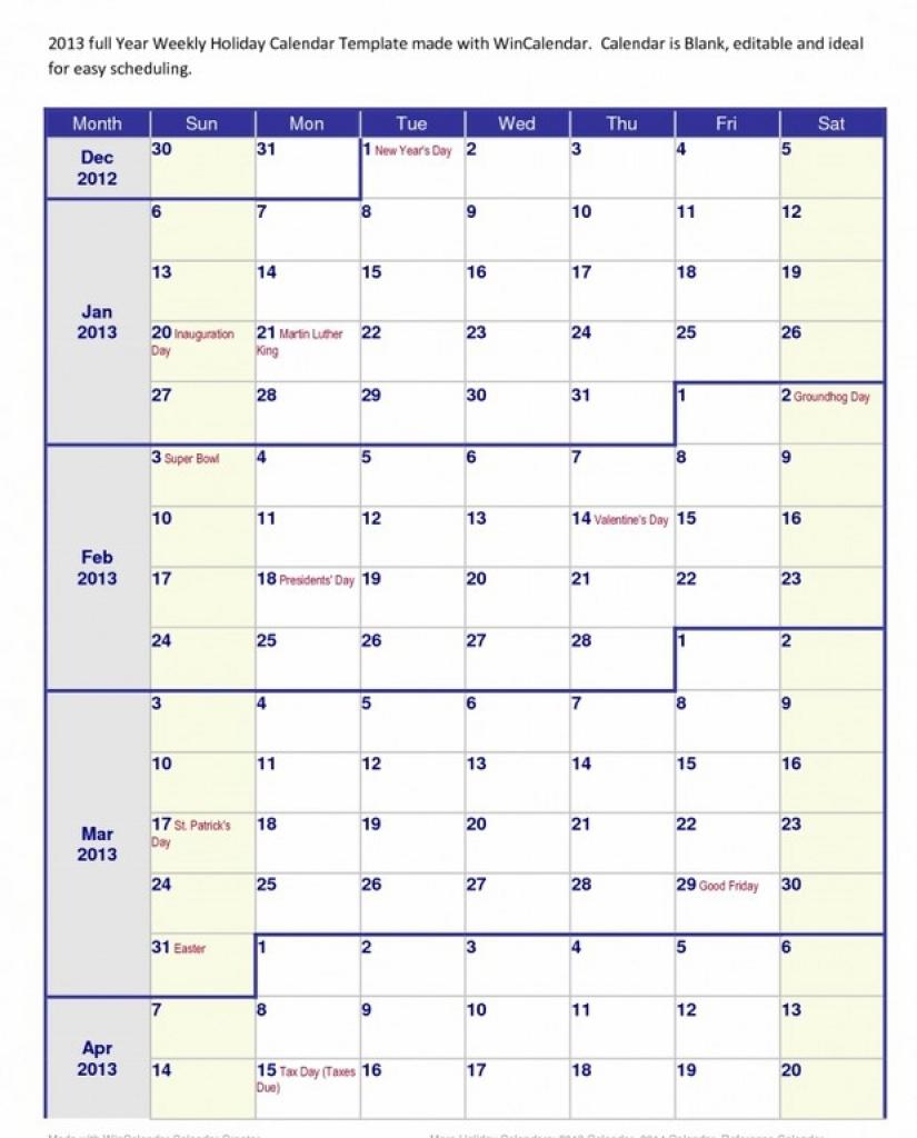 4 Month Calendar Printable Printable Calendar Templates 20183abry