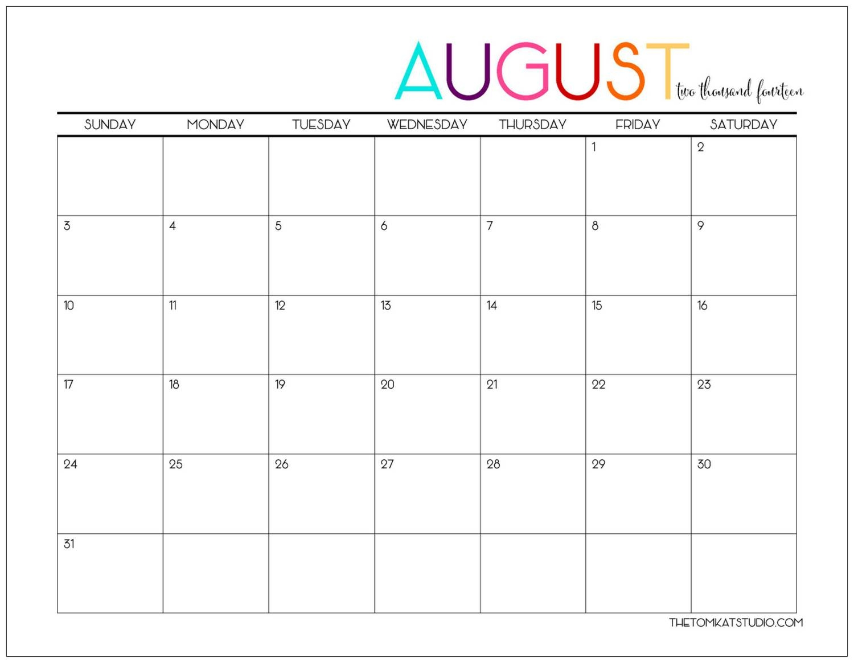 August 2017 Calendar Pdf August 2017 Calendar 89uj