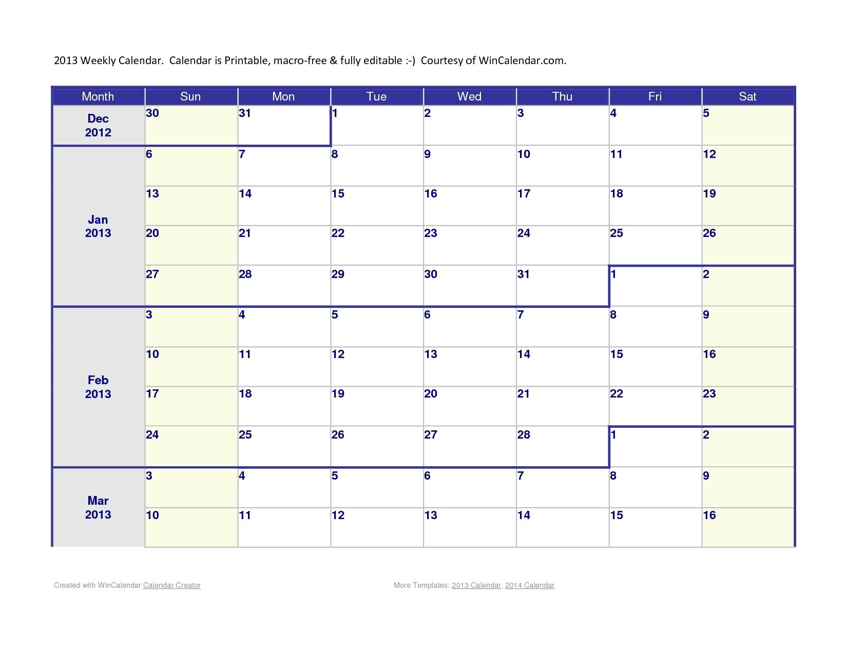Calendar 6 Month Calendar Template3abry