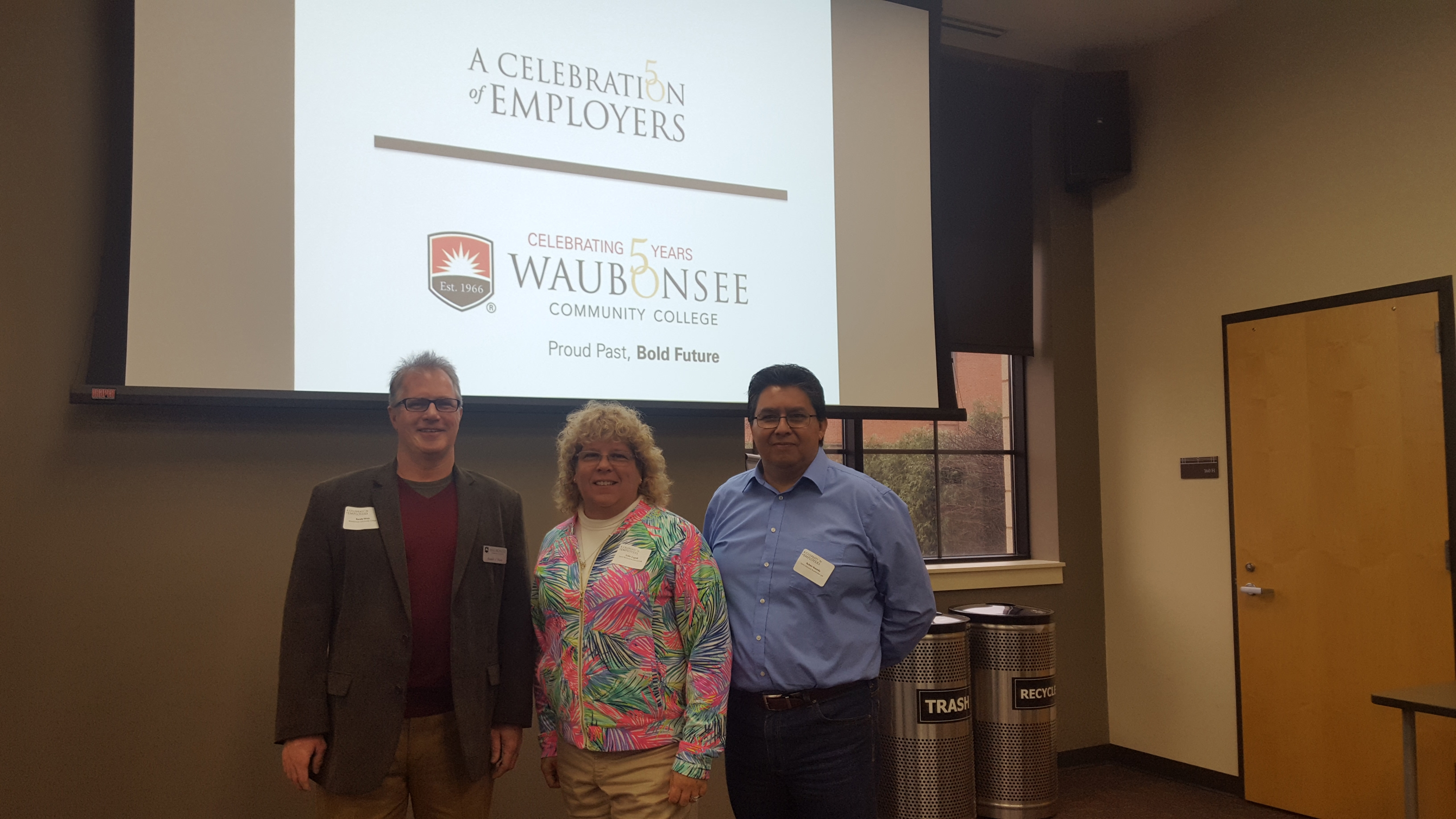 Fermilab And Waubonsee Community College Internship Going Strong  Xjb
