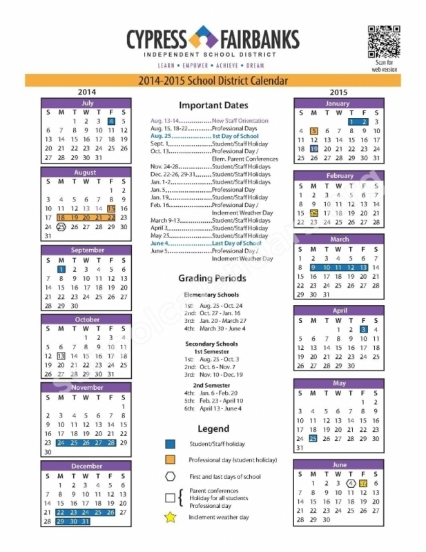 Fresno Unified School Calendar 2018 2019 2018 Calendar Template