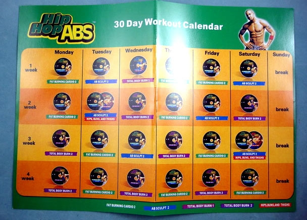 Hip Hop Abs Calendar Words I Like Pinterest Hip Hop Abs