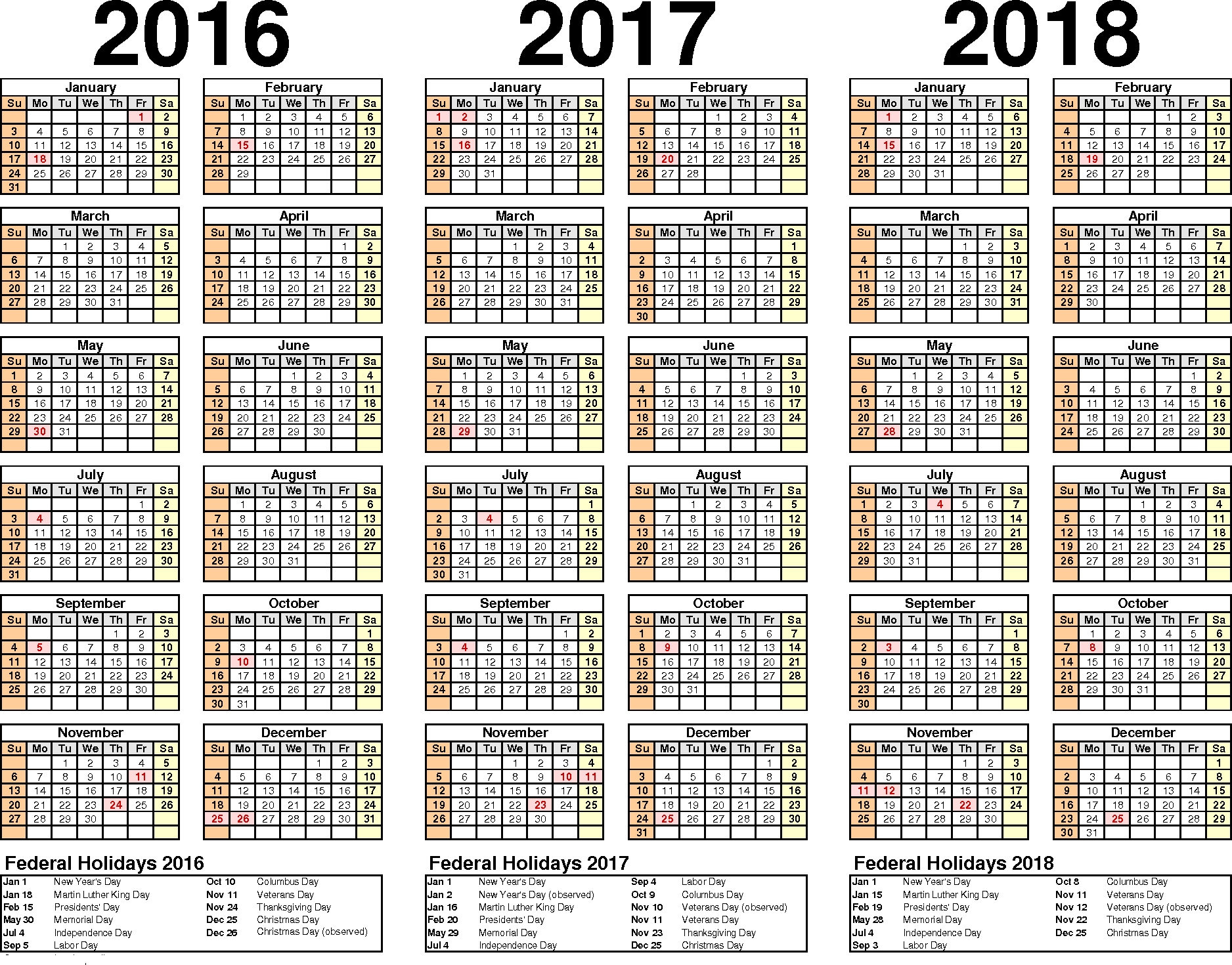 Islamic Calendar 2018 Hijri Calendar 1439 Free Printable