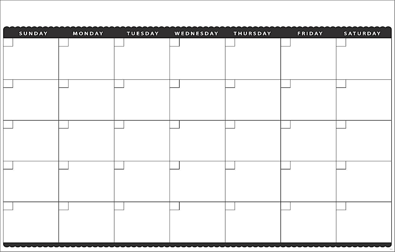 March 2018 Calendar Template Monthly Inside Blank Temp Myenvoc3abry