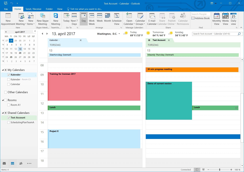 Outlook Printable Calendar In A4a3 Outlook Calendar Print