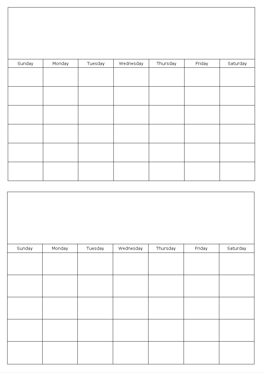 Printable 2 Month Calendar Free Calendar 2017 2018  Xjb