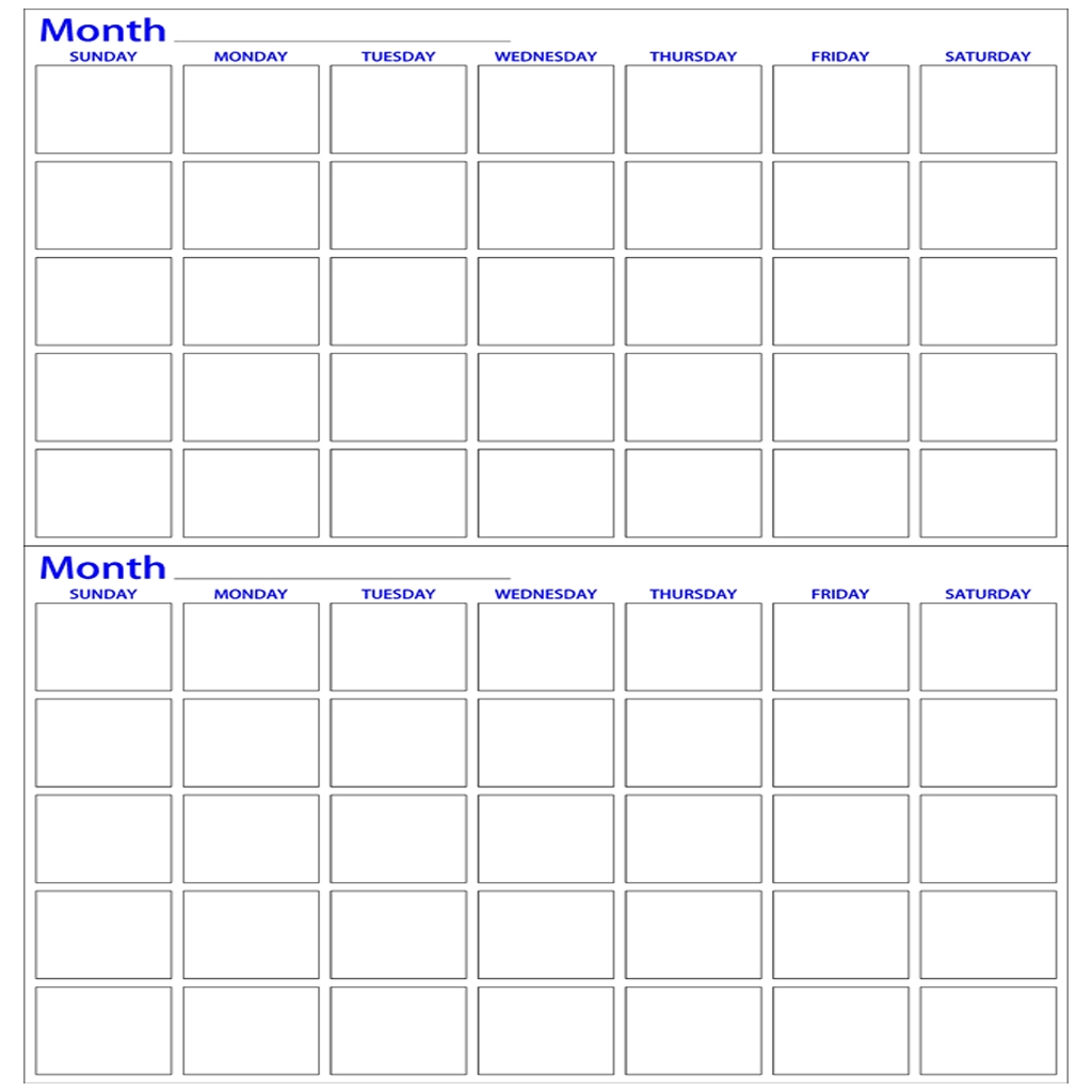 Two Month Dry Erase Calendar Made4heroes 100 American Made  Xjb