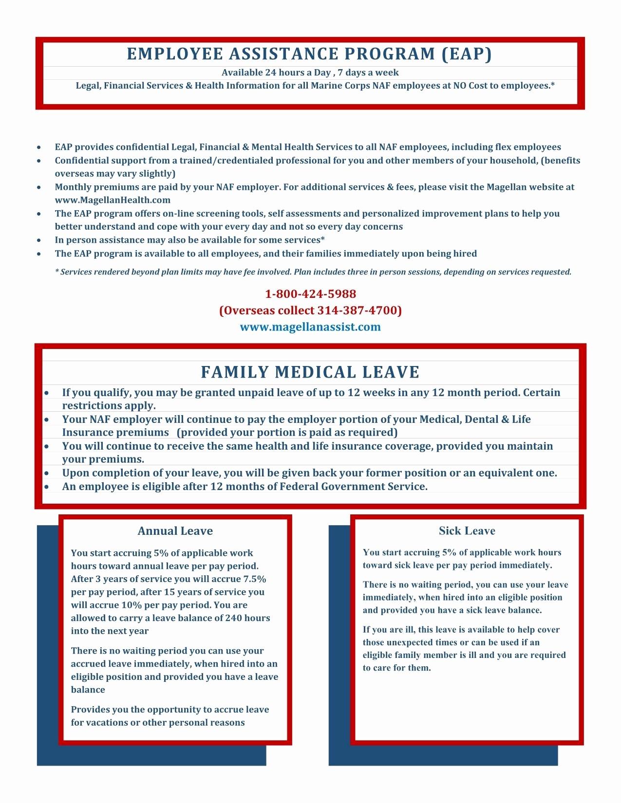 15 Fresh Employee Assistance Program Brochure Supervize