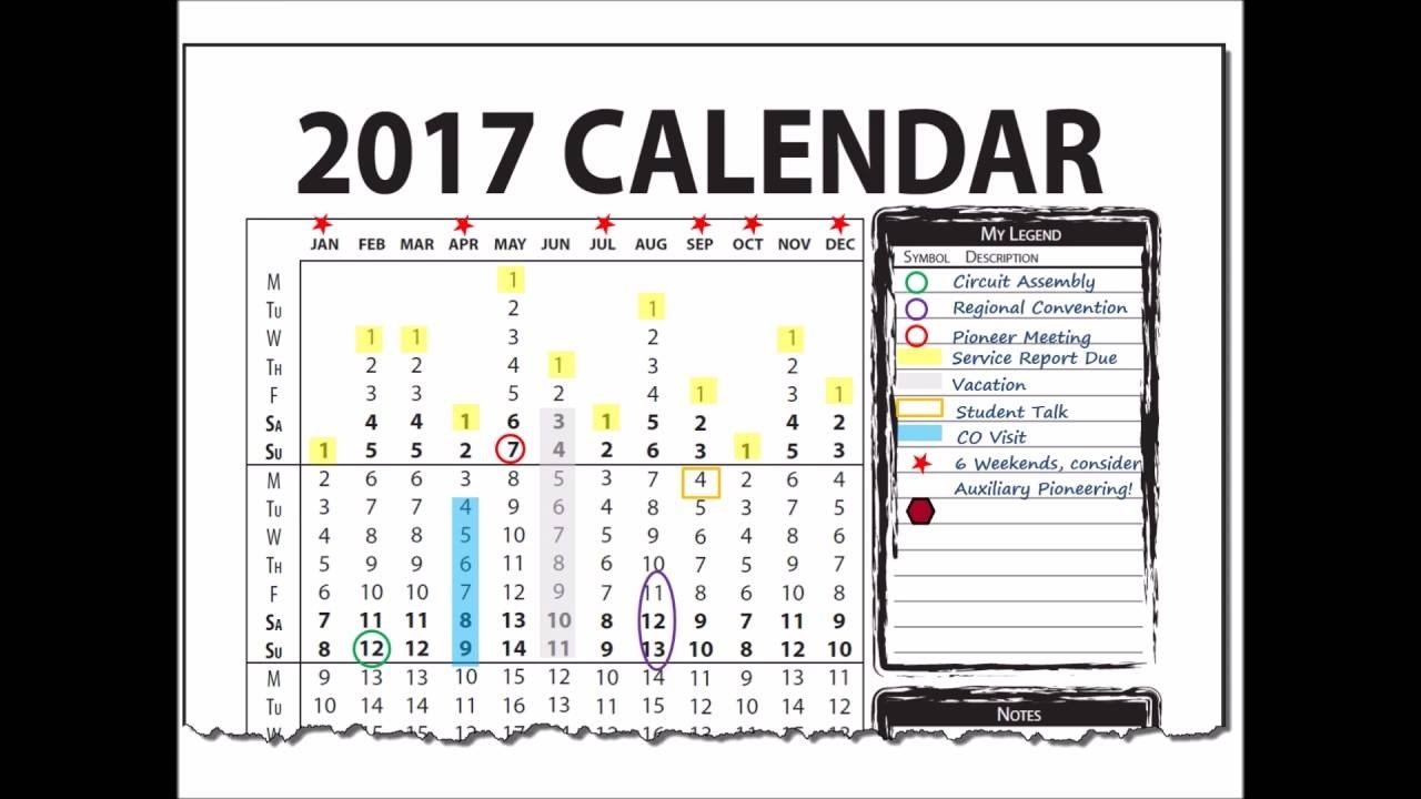 2017 Vertical Wall Calendar For Calendar Year January To December  Xjb