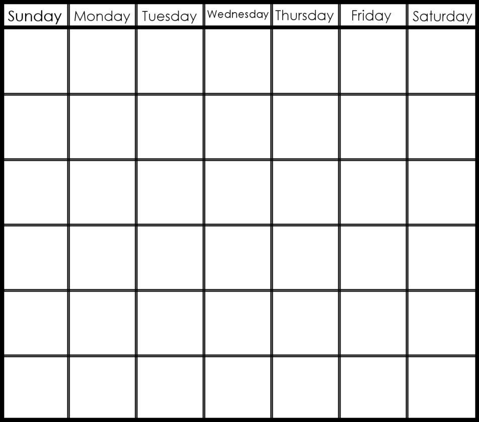 Calendar Template Glomdi On Deviantart  Xjb