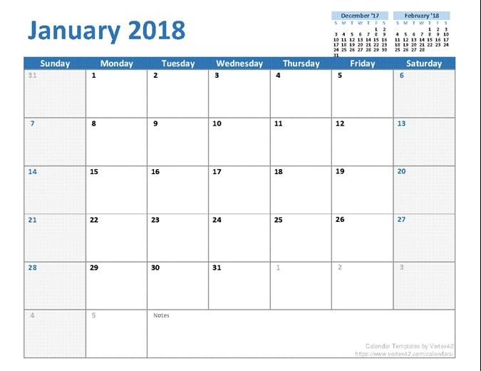 Calendars Office