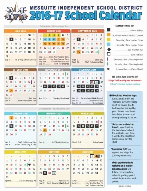 Comal Isd School Calendar Calendar Printable Template