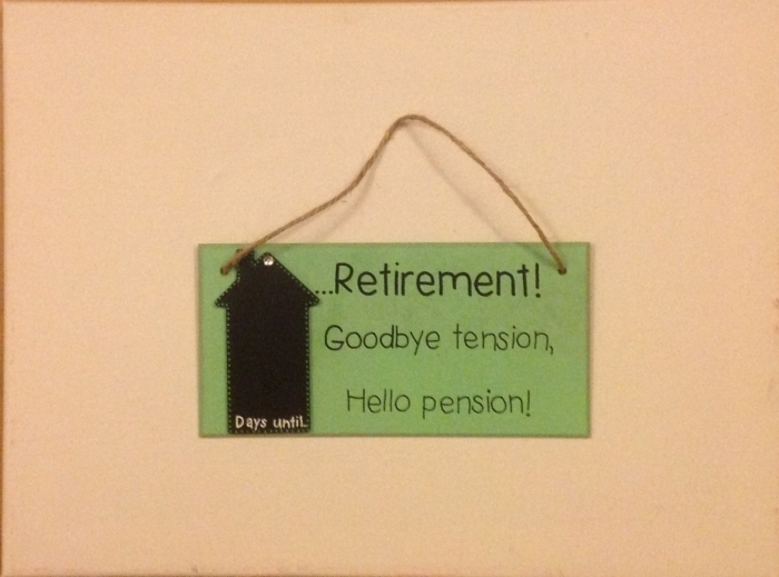 Funny Countdown To Retirement Calendar Calendar Printable Template