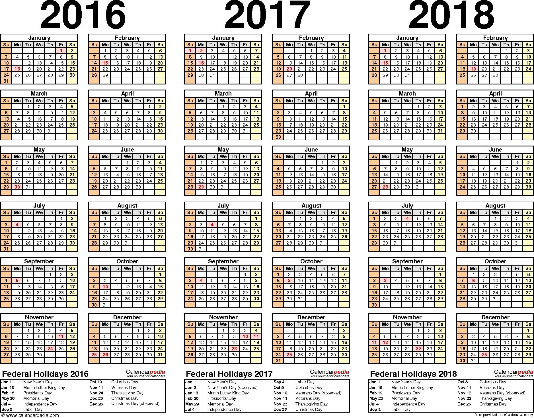 Islamic Calendar 2018 Yearly Printable Calendar
