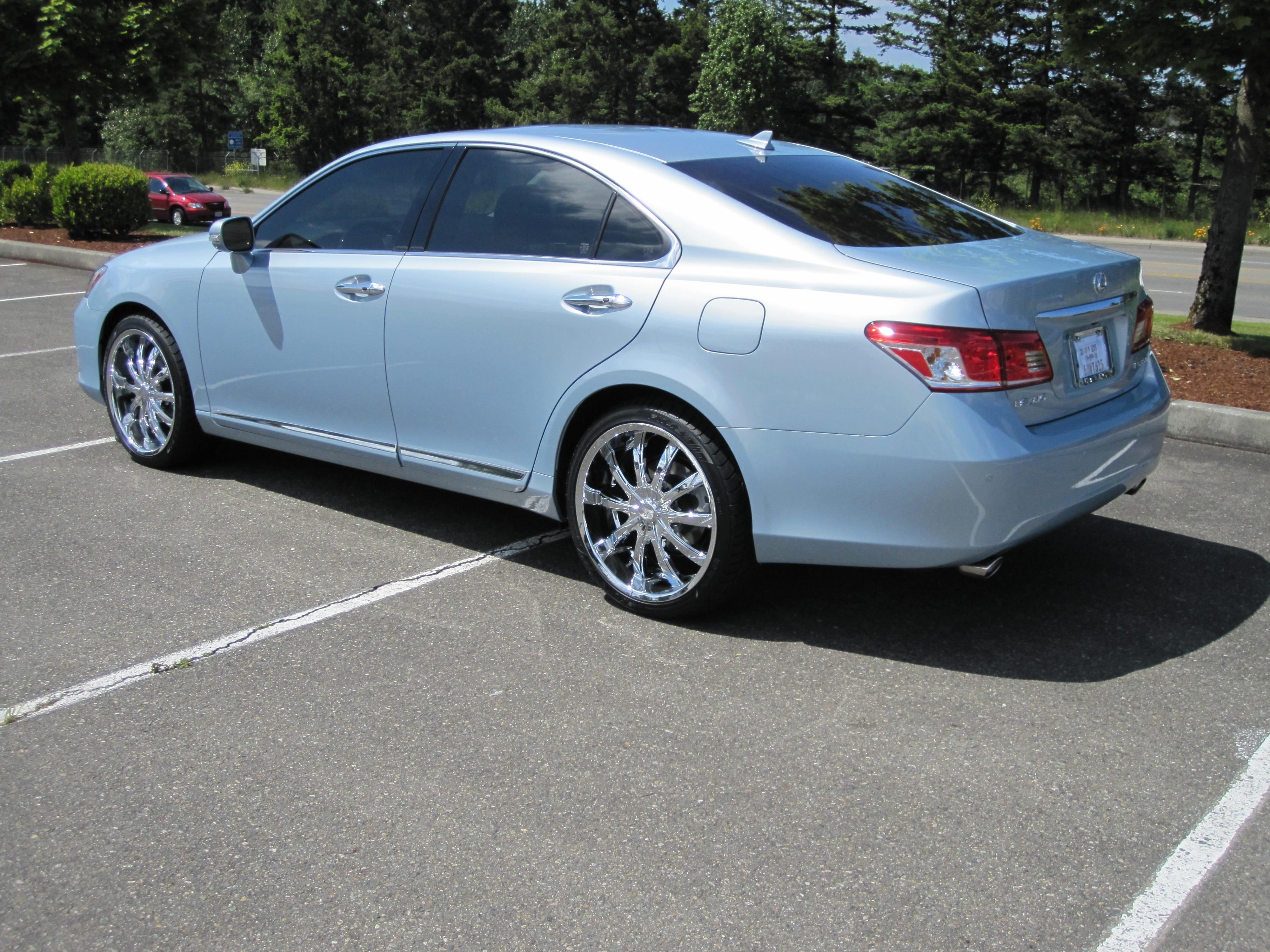 Lexice 2010 Lexus Eses 350 Sedan 4d Specs Photos Modification Info