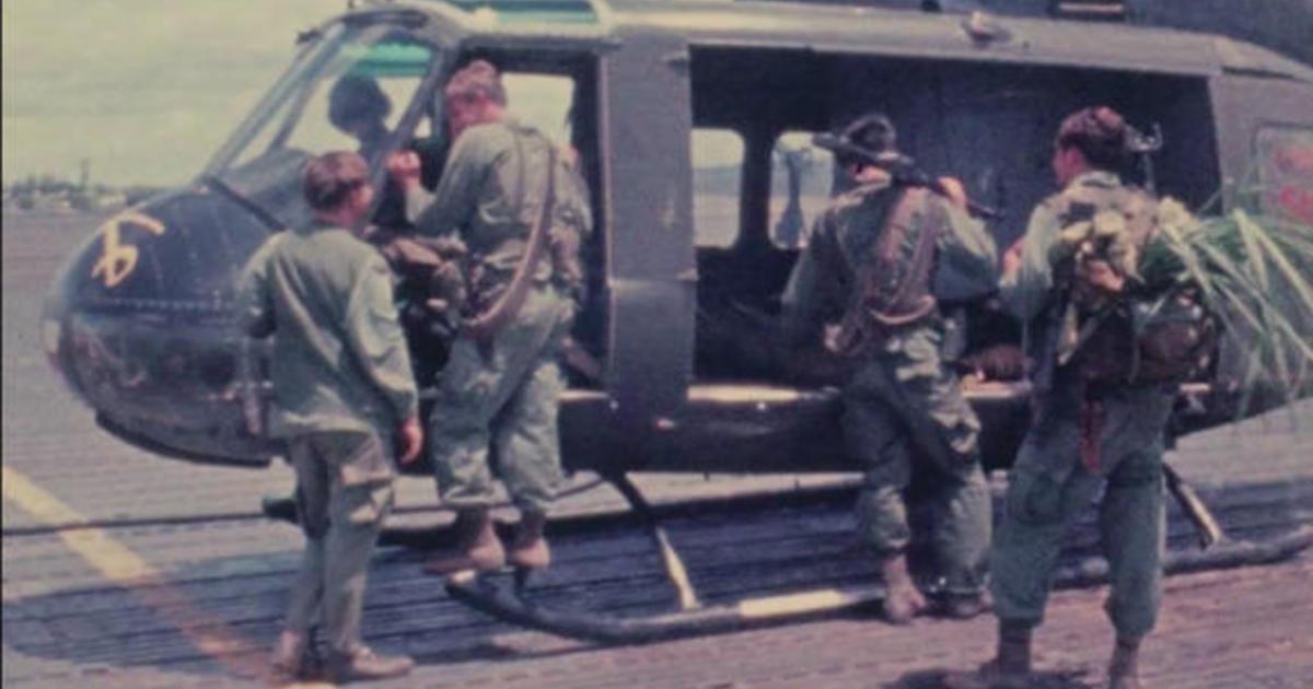 National Vietnam War Veterans Day Cbs News