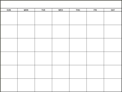 Printable Calendars Blank Calendars Wishlist Pinterest Blank