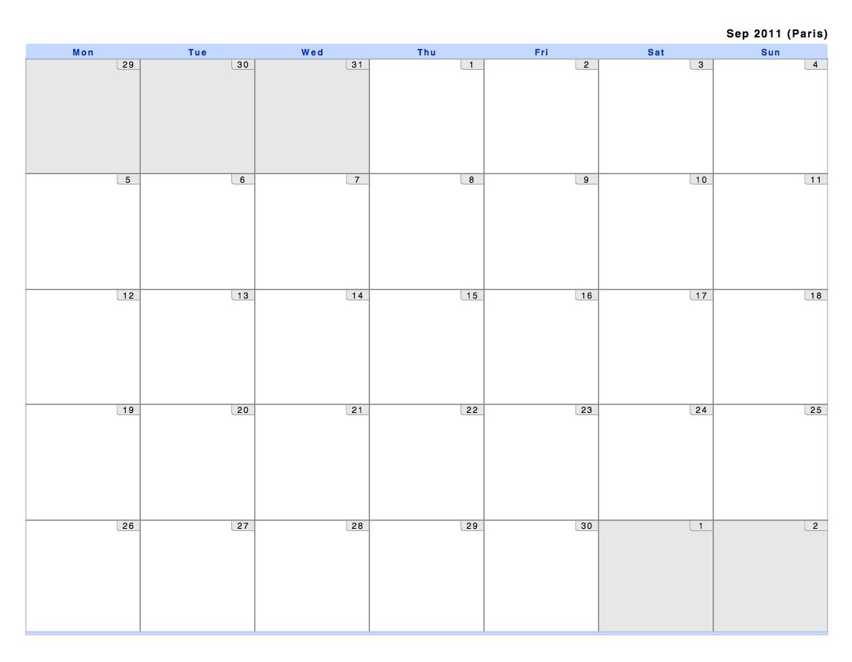 Printable Month Calendar View 2017 Within Google Nasionalis