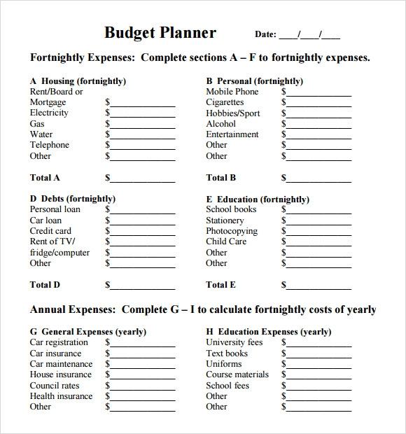 Travel Budget Template Travel Budget Worksheet Pdf Format Travel