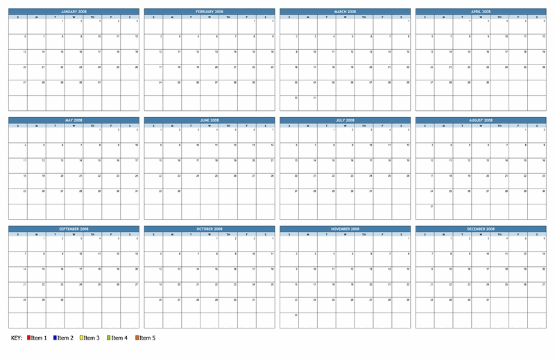 11x17 Calendar Template Word Wwwop Tech