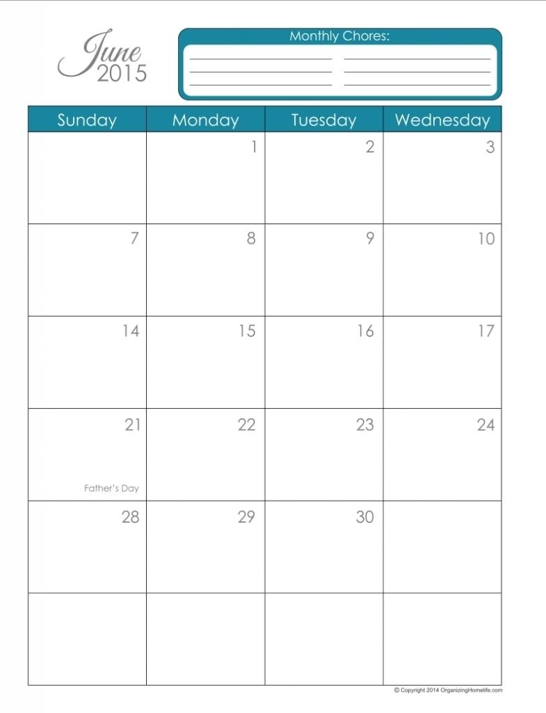 8 X 11 Calendar Template Calendar Printable Free3abry