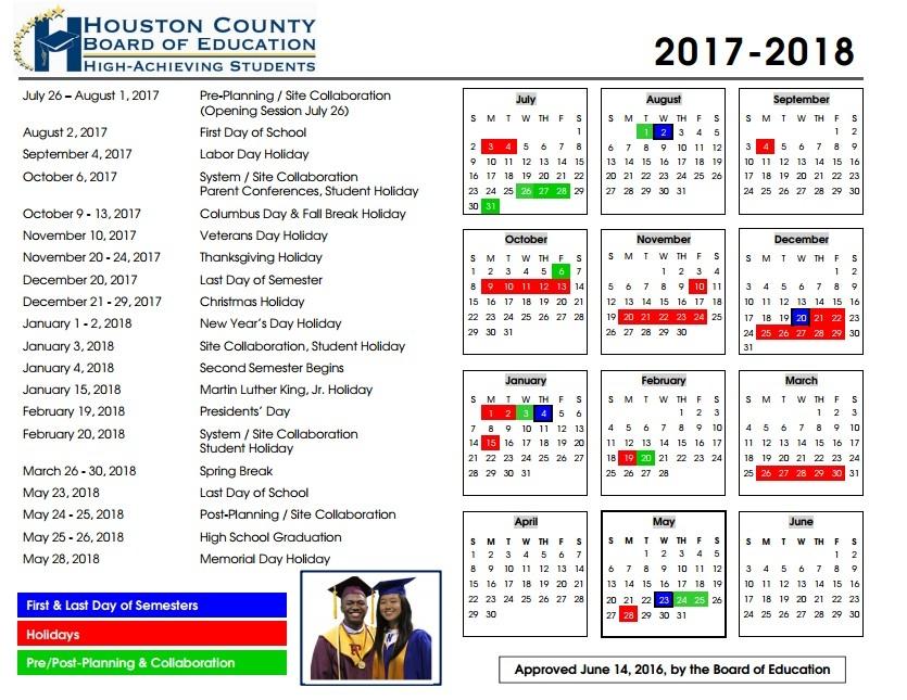 Al Isd Canyon High School Calendars Printing