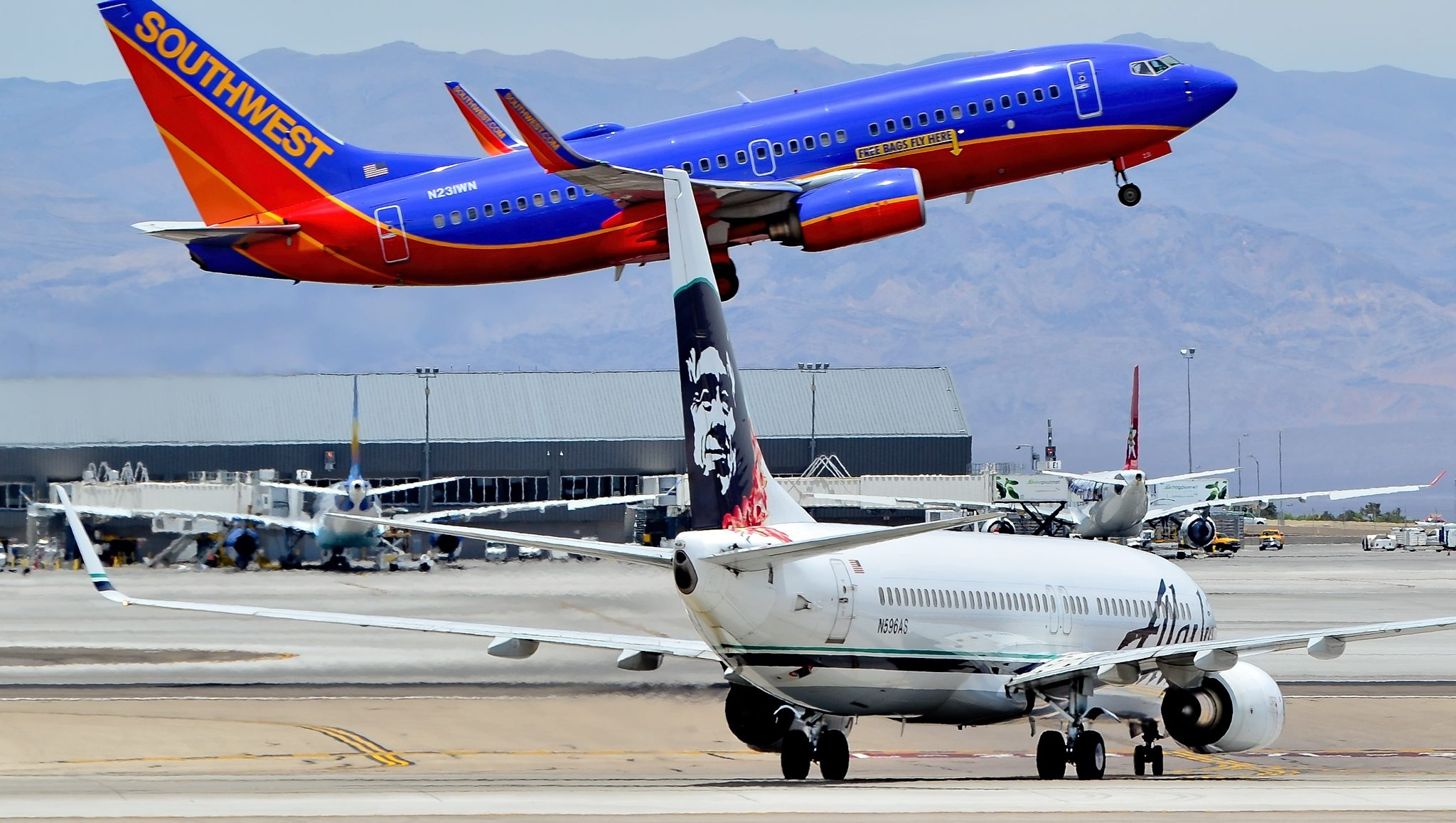 Alaska Airlines Southwest Airlines Deal Alert Fares As Low As